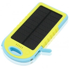 Solar Power Bank is a great promotional product