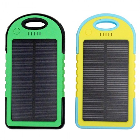 Promotional Solar Charger is a great device for charging phones.