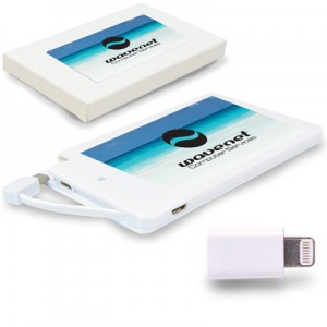 Picture Powercard Promotional Power Bank